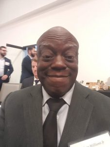 Prince Andrew Williams Jr. of Obi Eziokwu Palace Ghana<br>Strategic Alliance Coordinator. CLICK HERE FOR MORE