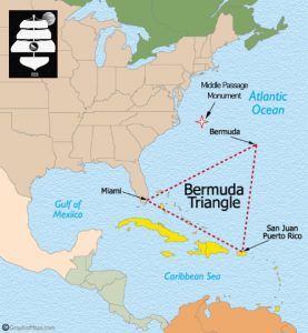 """The Middle Passage Monument Project Navigates the Bermuda Triangle to Build Unity in the Global Community to """"Leave No One Behind""""<br>(©Copyright Prince Andrew Williams, Jr., Los Angeles, California August 21, 2020)"""