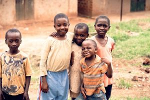HOW CAN WE BREAK THE CHAIN OF POVERTY IN AFRICA?<br>by Her Majesty, Amb. Dr. Uba Iwunwa