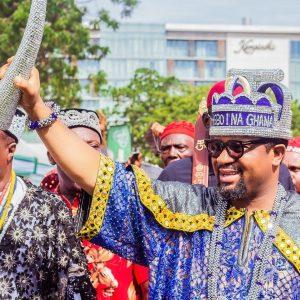 Ezeigbo Ghana – HRM Dr. Chukwudi Jude Ihenetu Eze-ohazurume 1:(2)