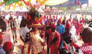 Igbo-Eze Egba-Eze Festival by Victory Udochukwu Ferdinard Part 2