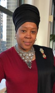 Meet Dr. Ameena Ali,one of our Key Speakers for the Black History Month in October 2020