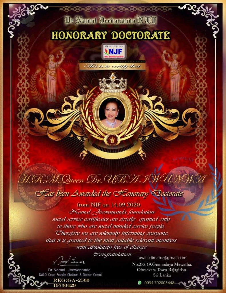 Monarchy of Yaya blog