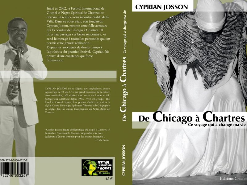 Cyprian Josson Books
